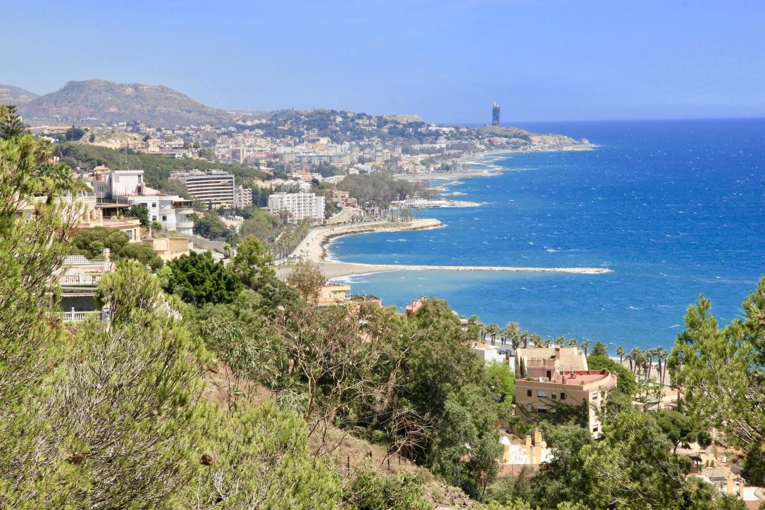 Spiaggia di Málaga