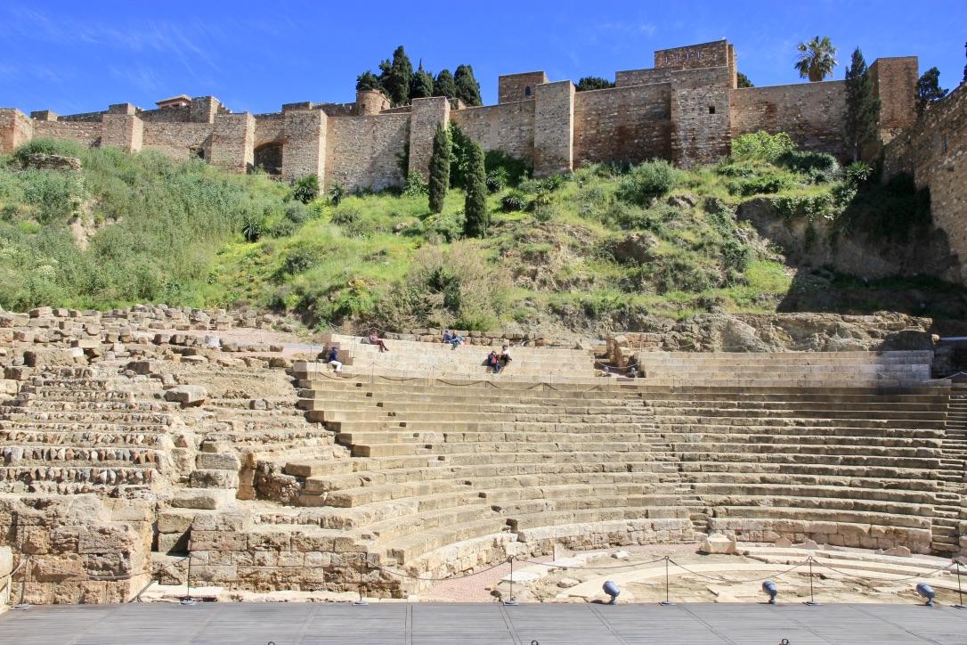 Teatro Romano di Málaga