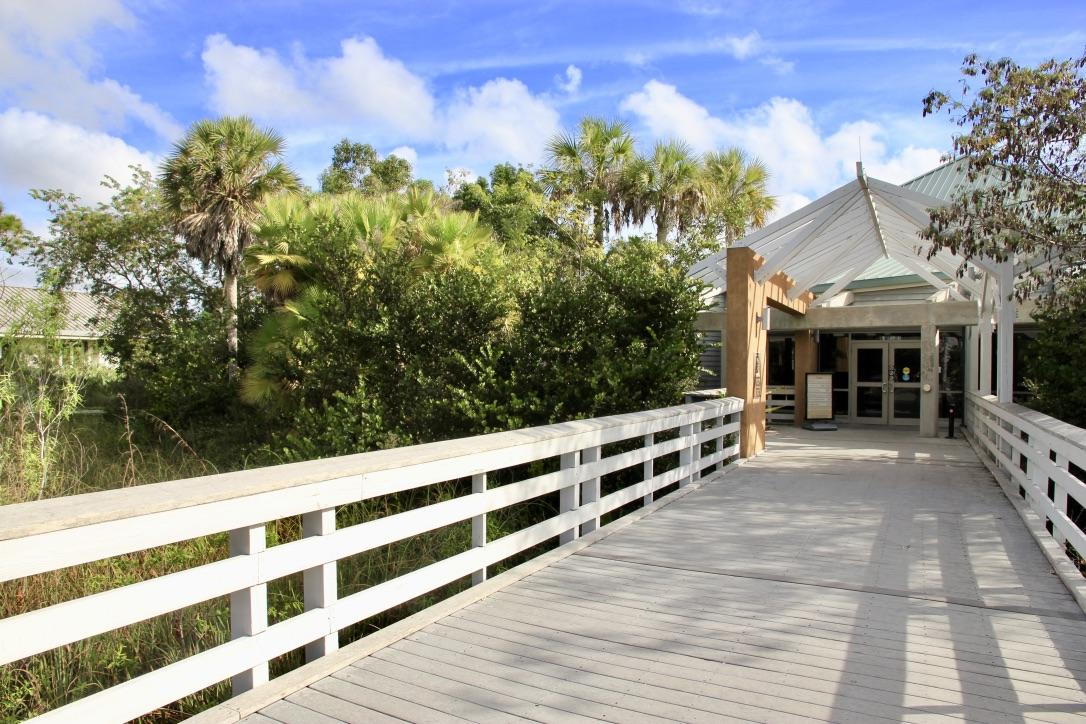 Ingresso parco delle Everglades