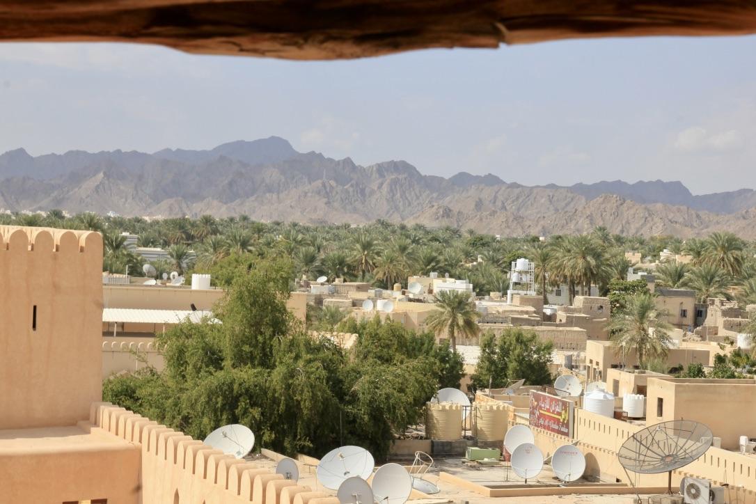 Fortezza di Nizwa, Oman