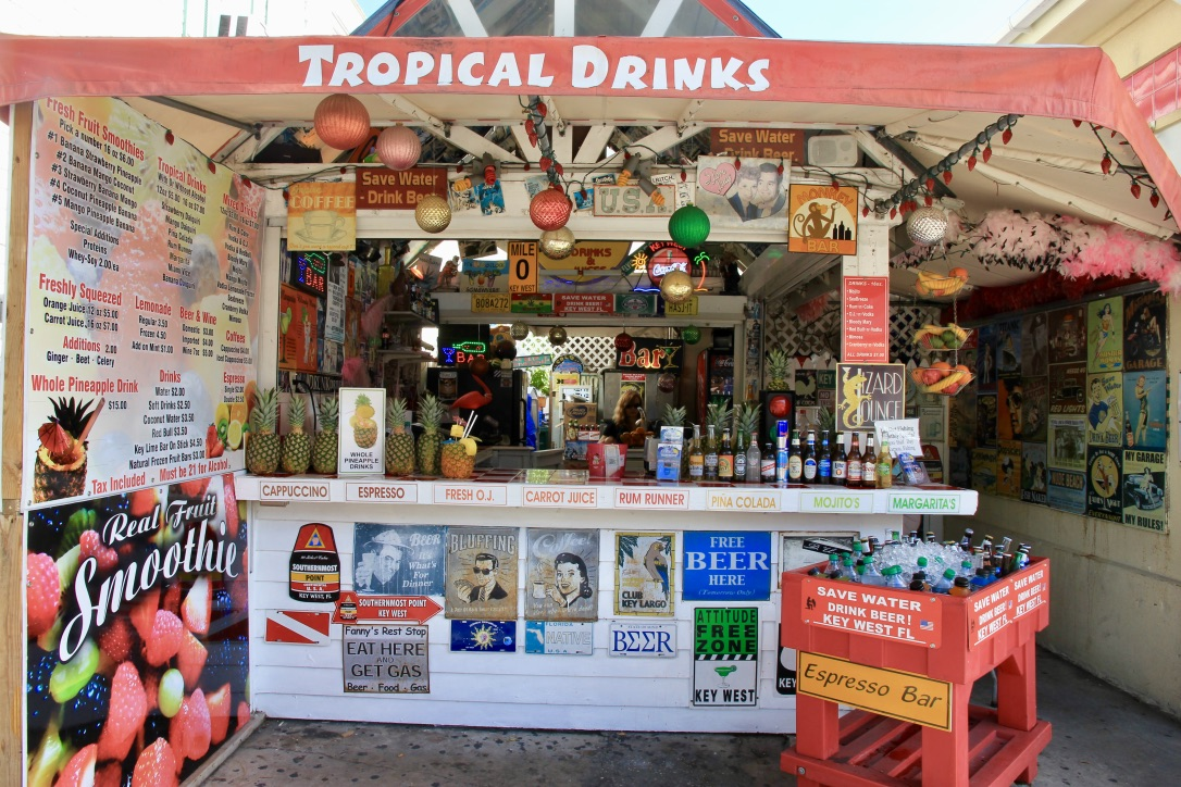 Tropical Drinks Key West