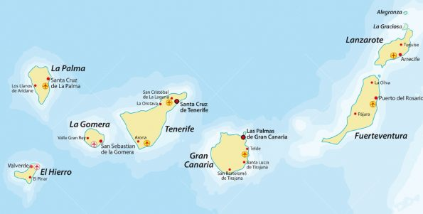 Vacanza alle Isole Canarie