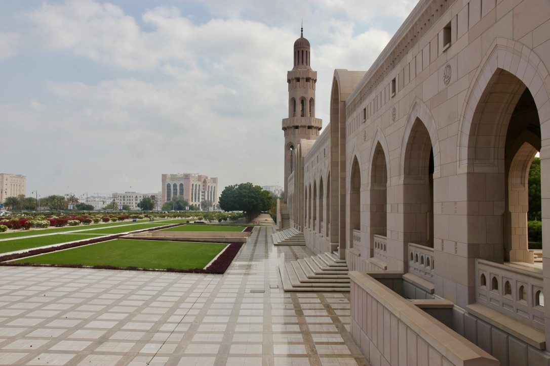 Moschea in Oman