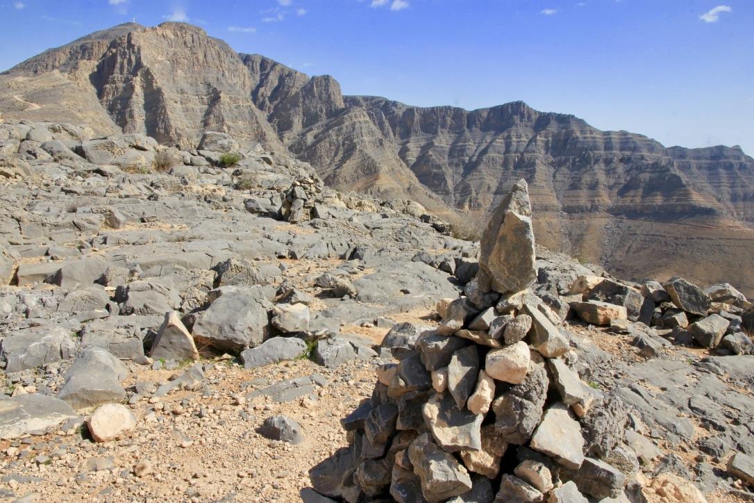 Viaggio in Oman, i fiordi