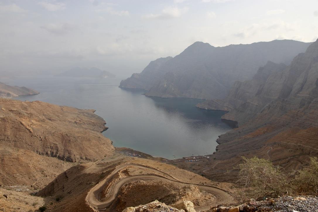 I fiordi dell'Oman