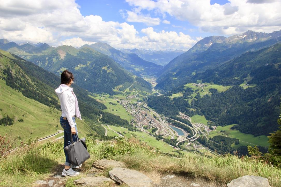 Dove andare, Svizzera