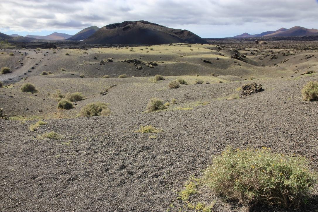 I vulcani di Lanzarote