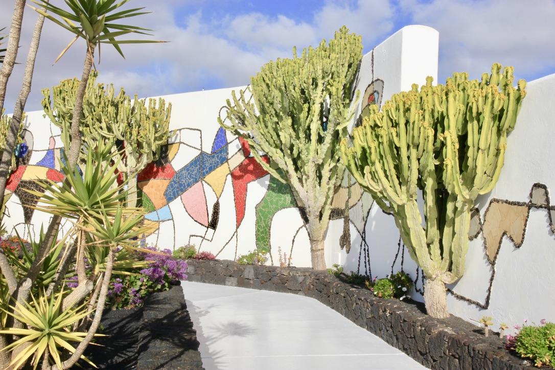 Fundación de Cesar Manrique, Lanzarote