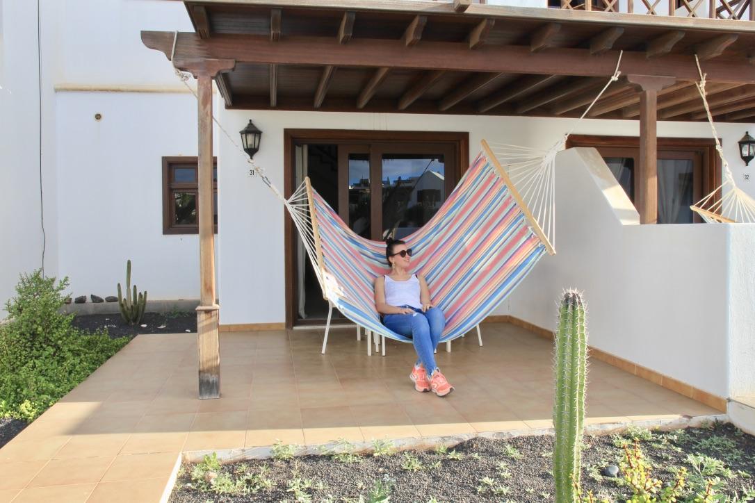 Casas Nimbara, Lanzarote
