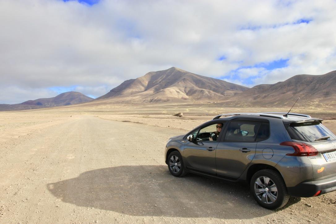 Noleggiare l'auto a Lanzarote
