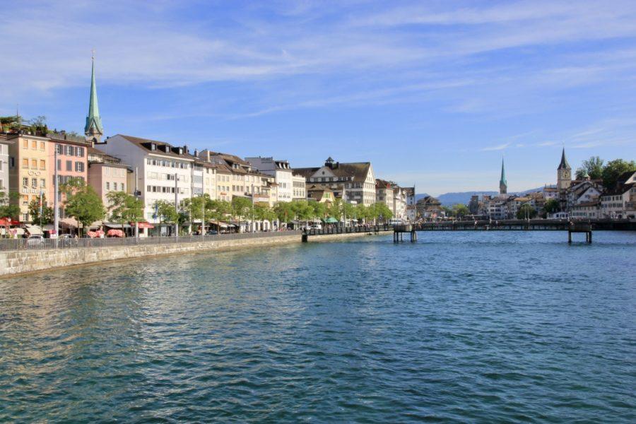 Zurigo in un weekend