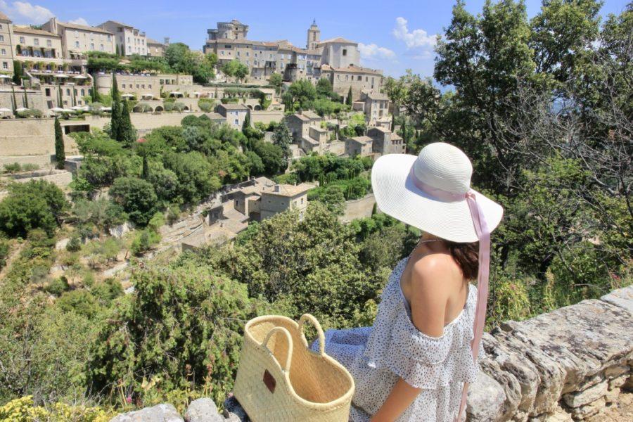 Borgo di Gordes, Francia