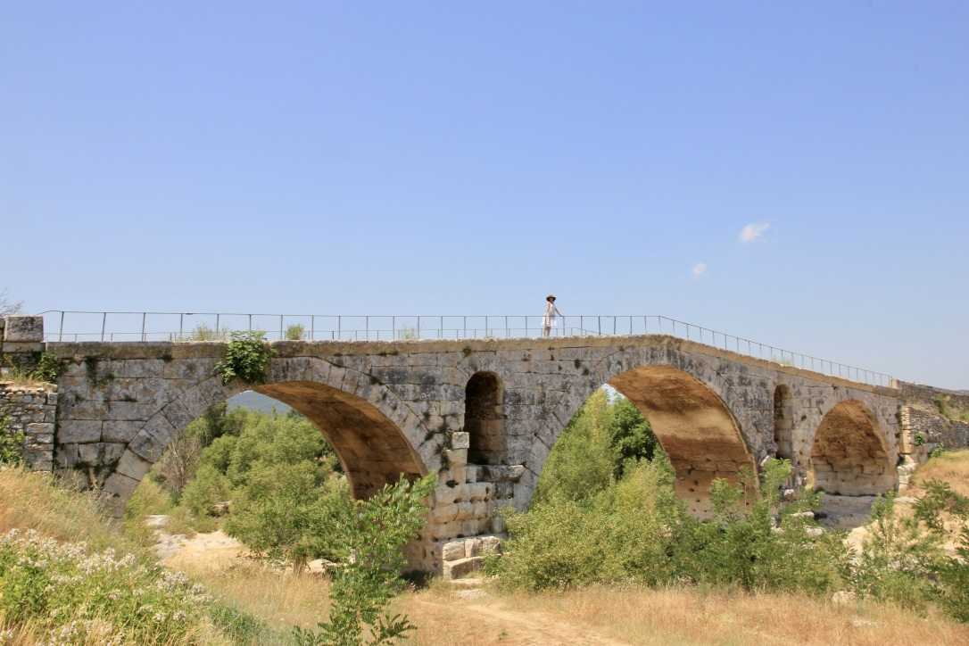 Ponte romano in Provenza