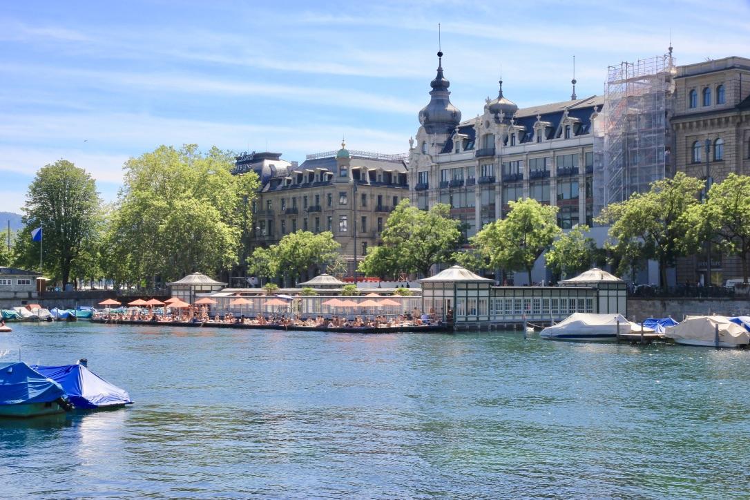 Balneario a Zurigo