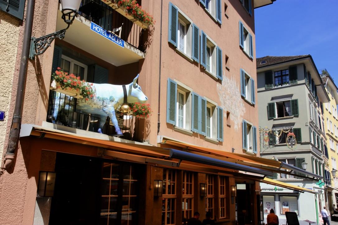 Altstadt, Zurigo