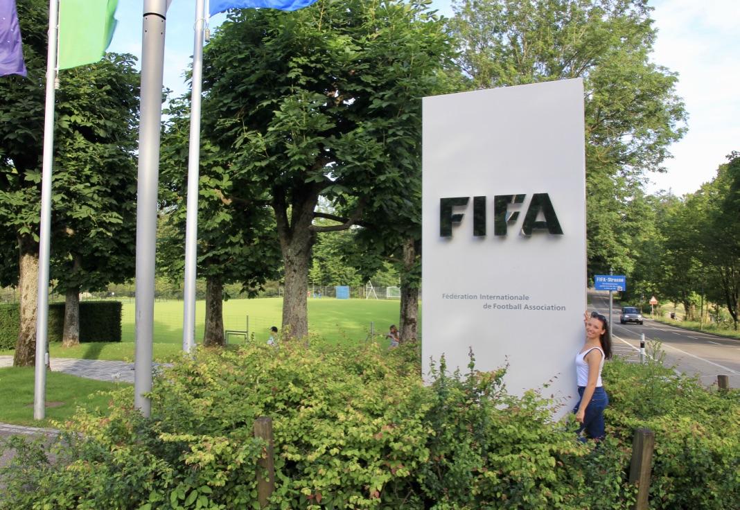 FIFA, Zurigo