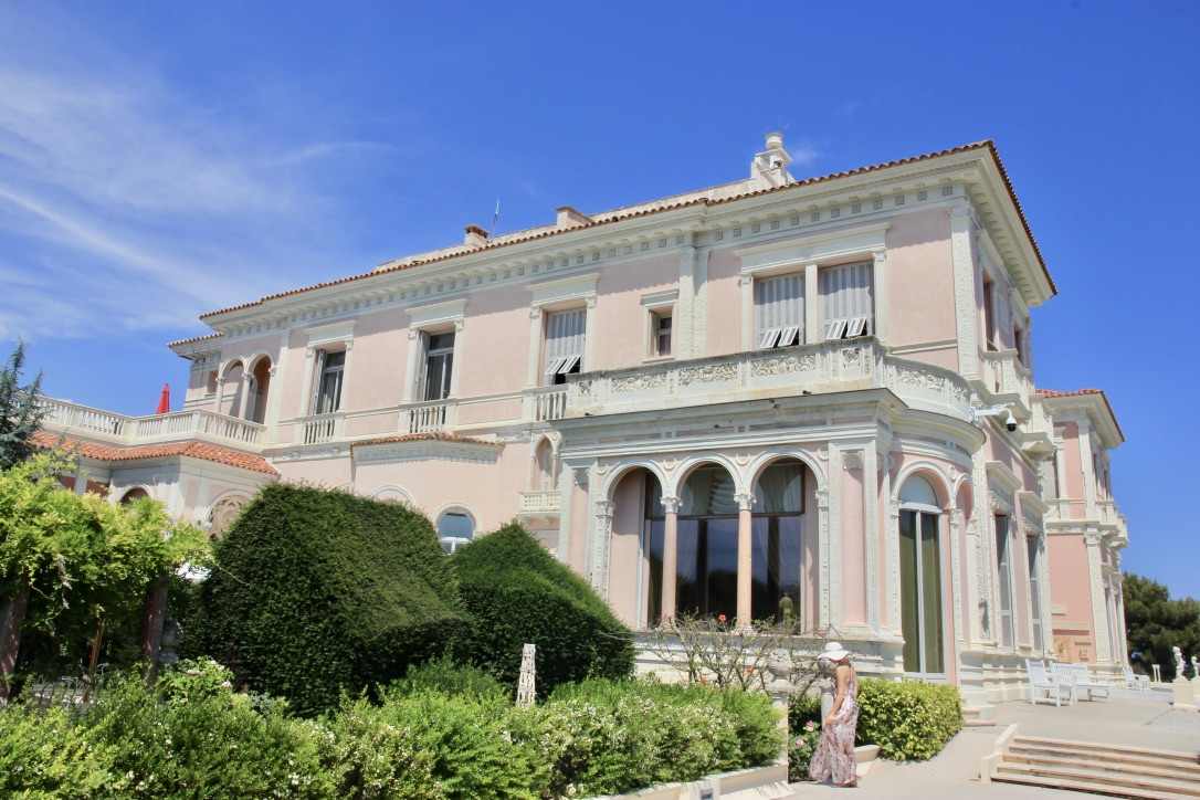 Costa Azzurra, Villa Ephrussi