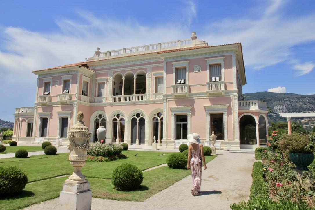 Villa Ephrussi, Cap Ferrat