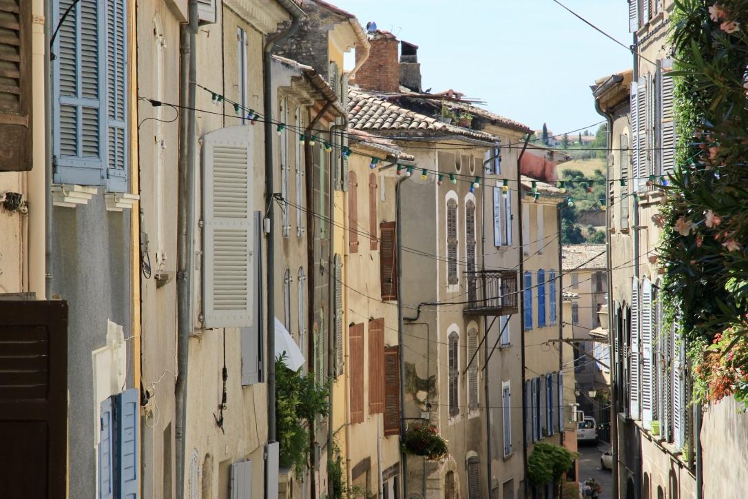 Borgo di Valensole, Provenza