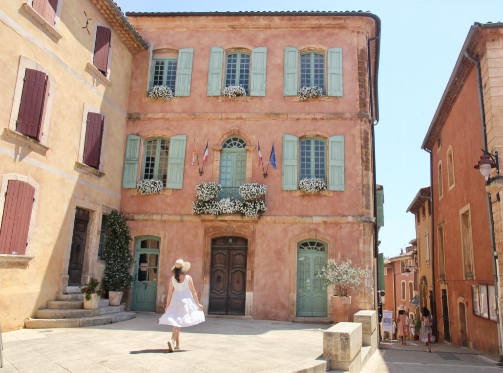 Roussillon, Francia