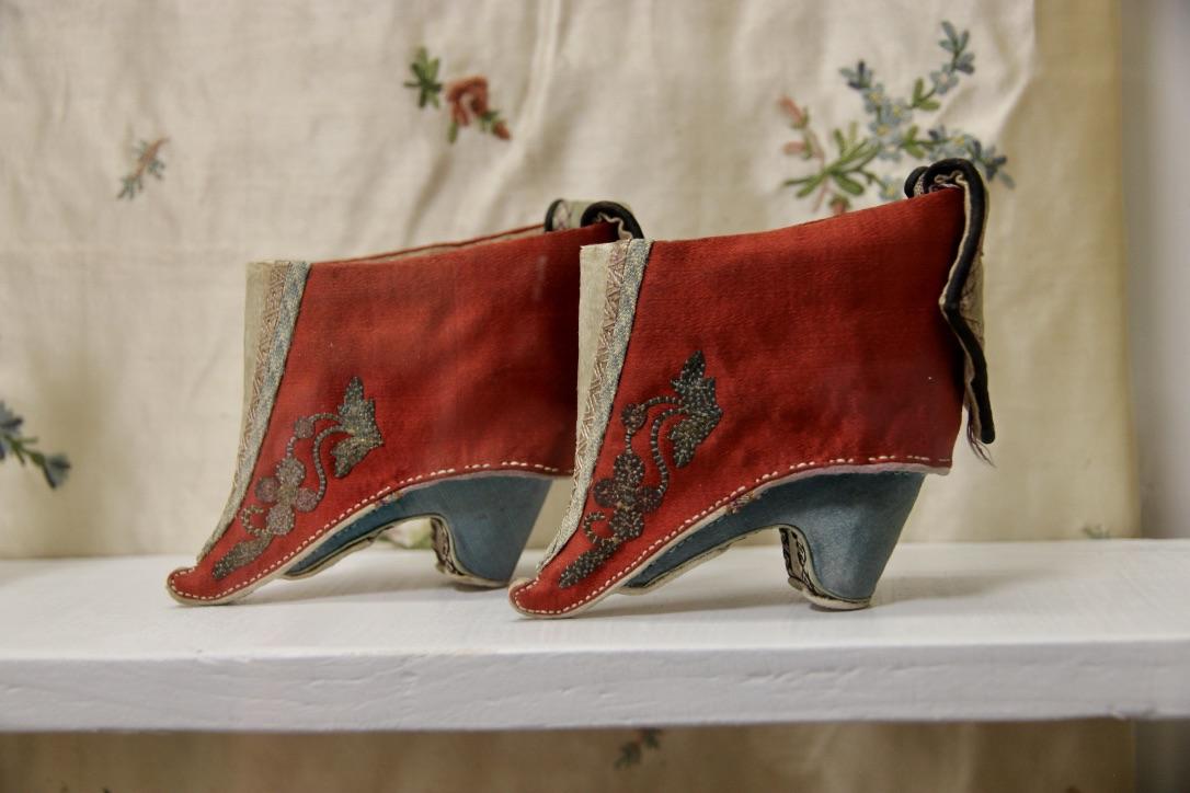 Scarpe orientali