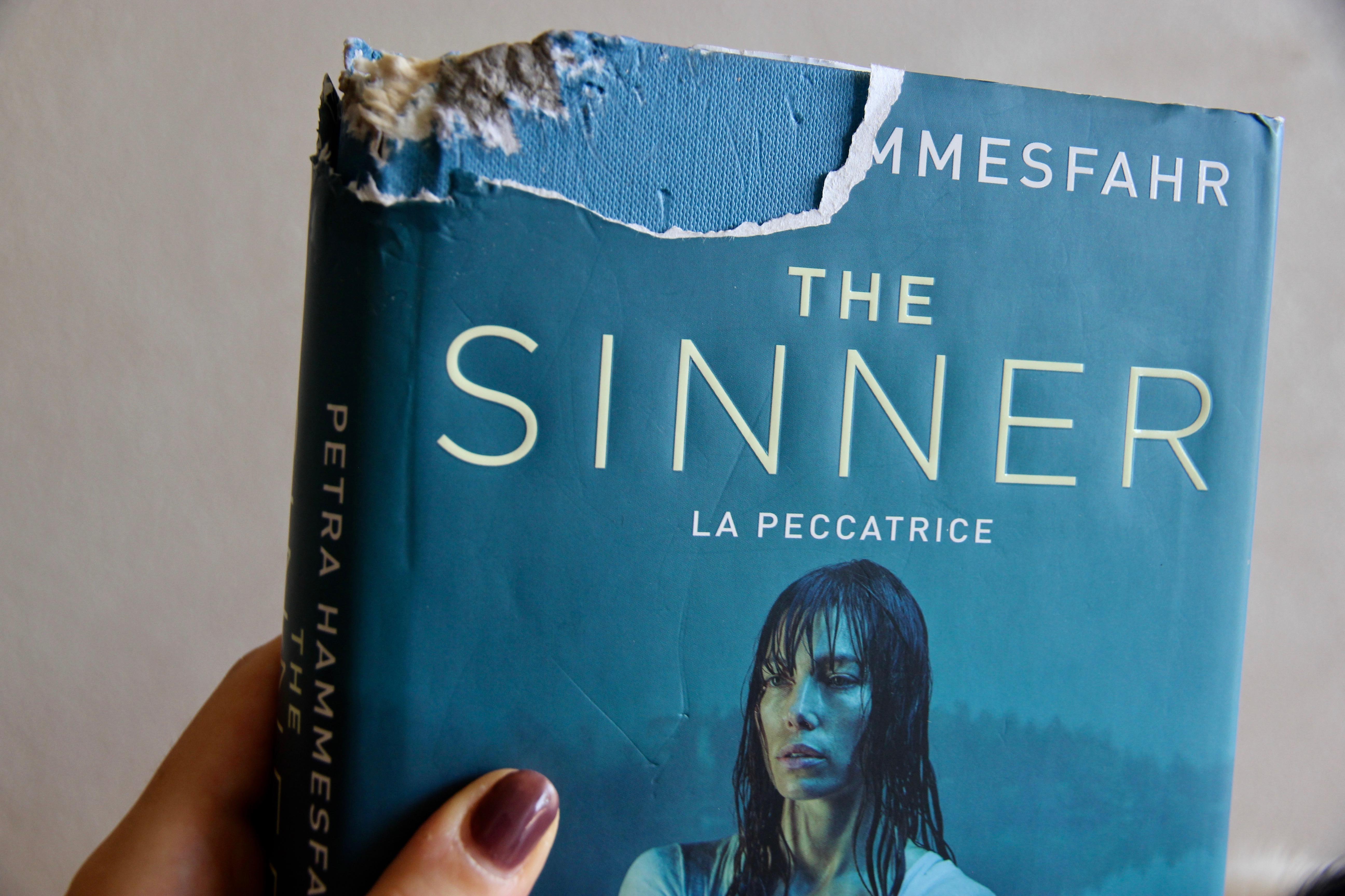 Recensione del romanzo The Sinner