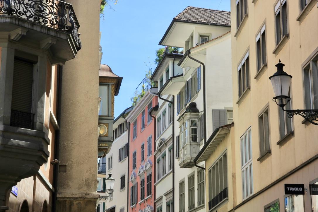 Città Vecchia, Zurigo
