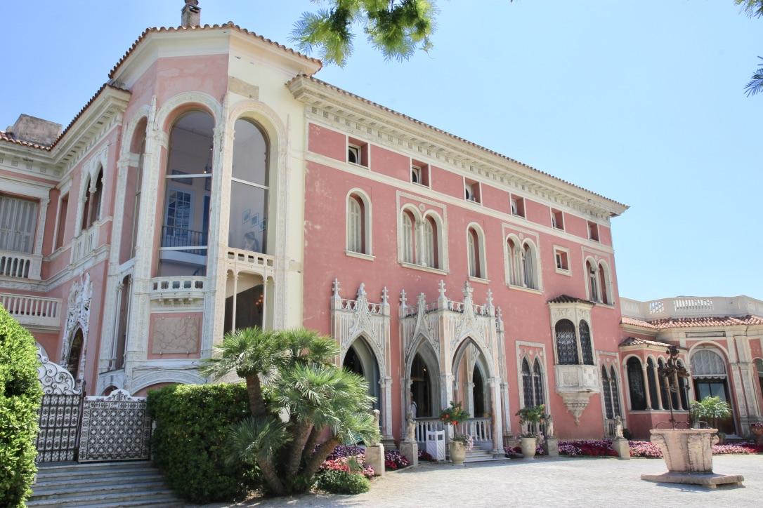 Cap Ferrat, Villa Ephrussi