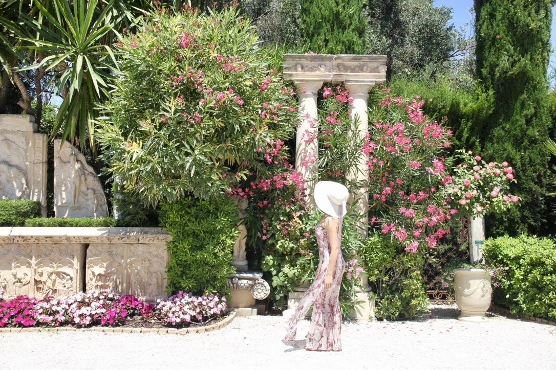 Villa Eprhussi, Cap Ferrat