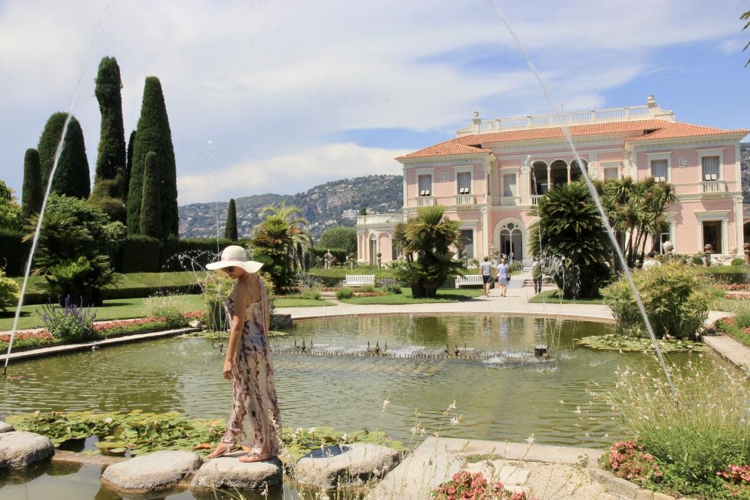 Villa Ephrussi, Costa Azzurra