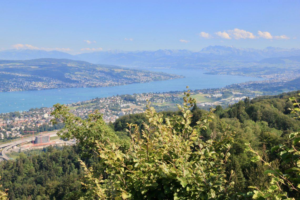Le migliori viste su Zurigo