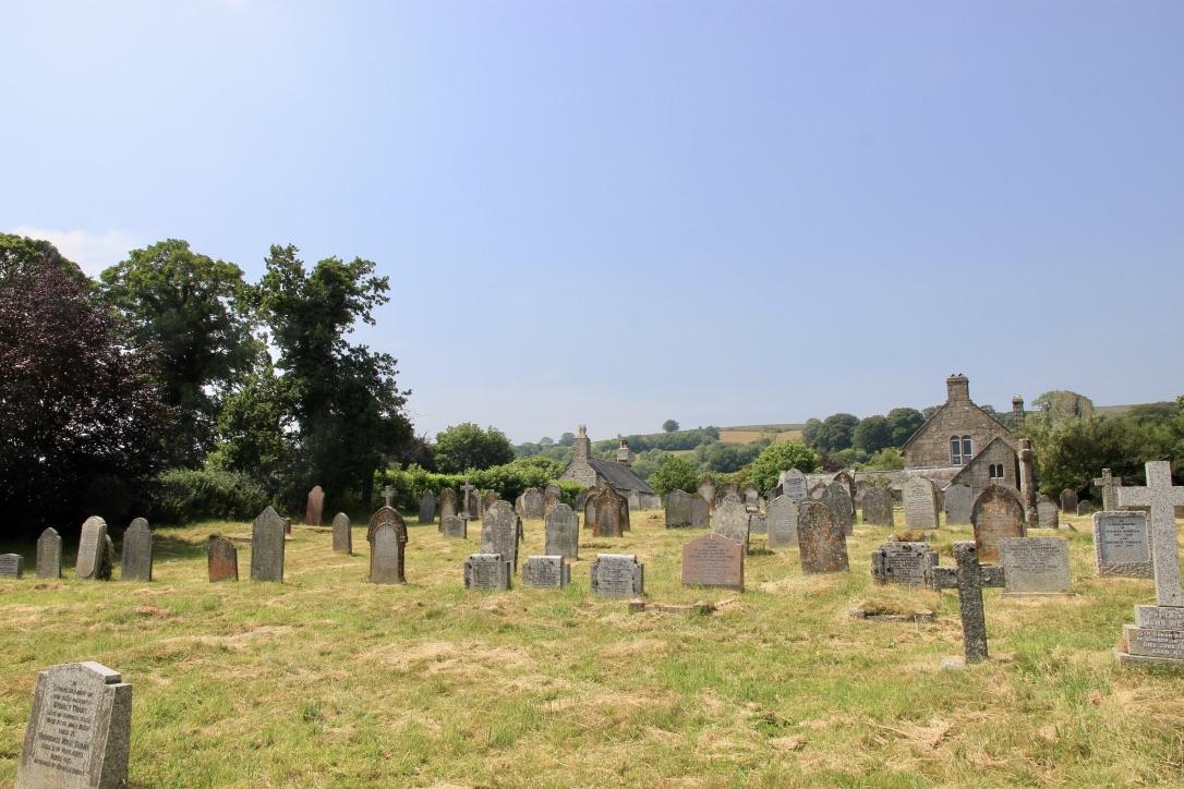 Cimitero di Dartmoor