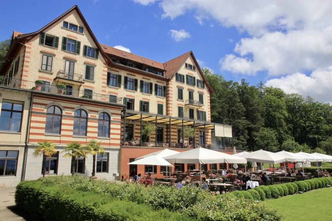 Sorrell Hotel, Zurigo