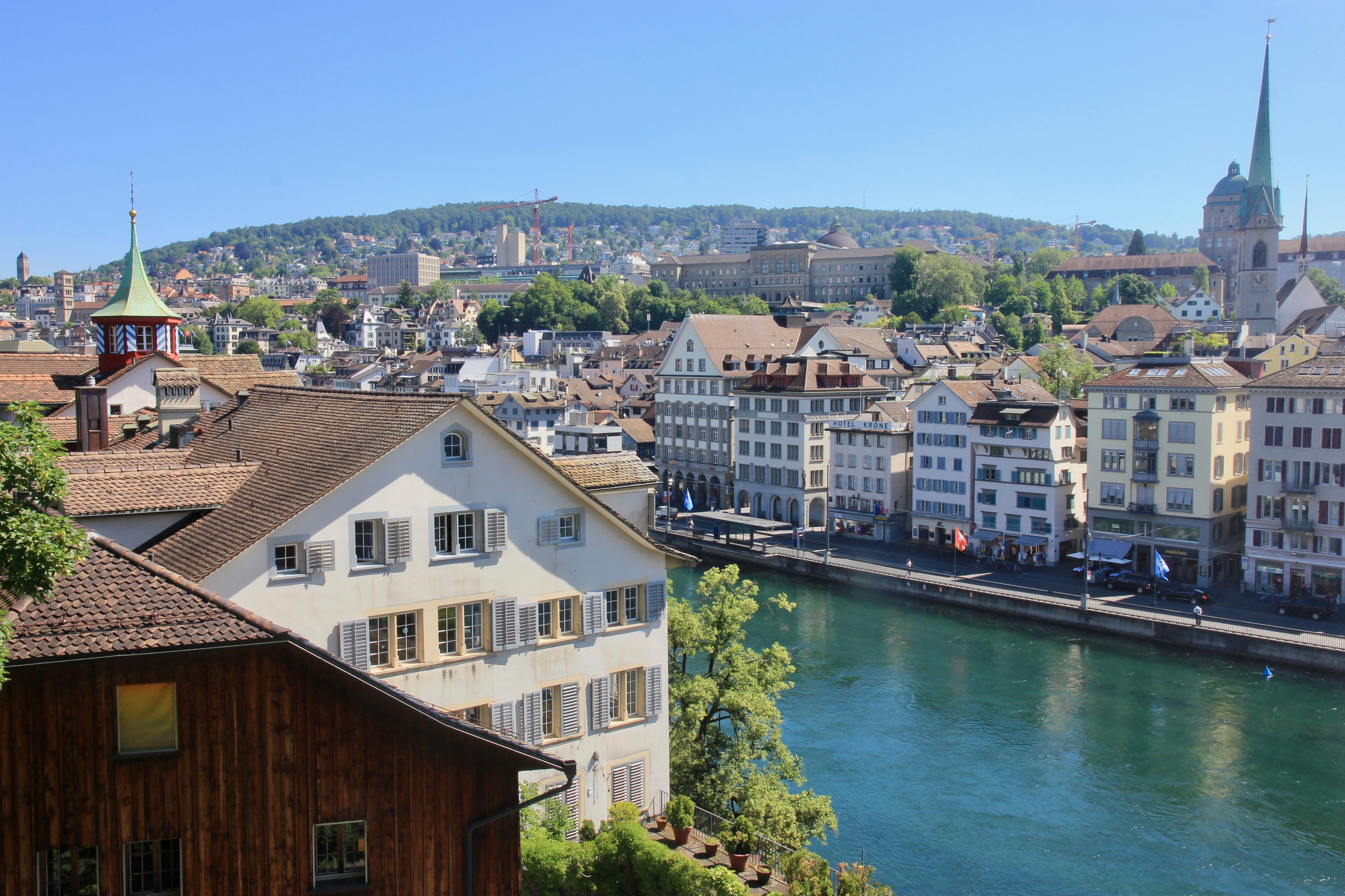 Lindenhof, Zurigo