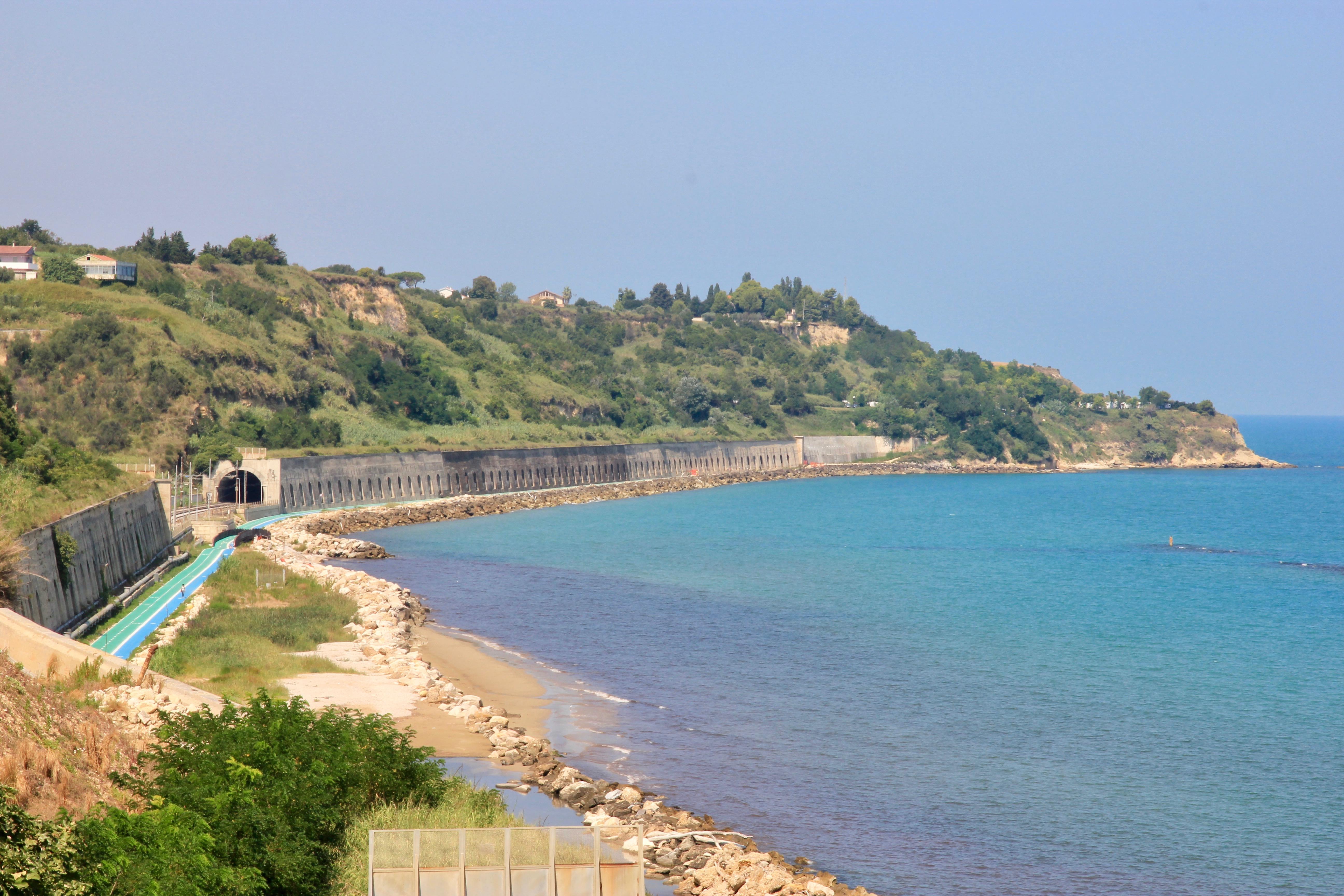 Le spiagge di Ortona