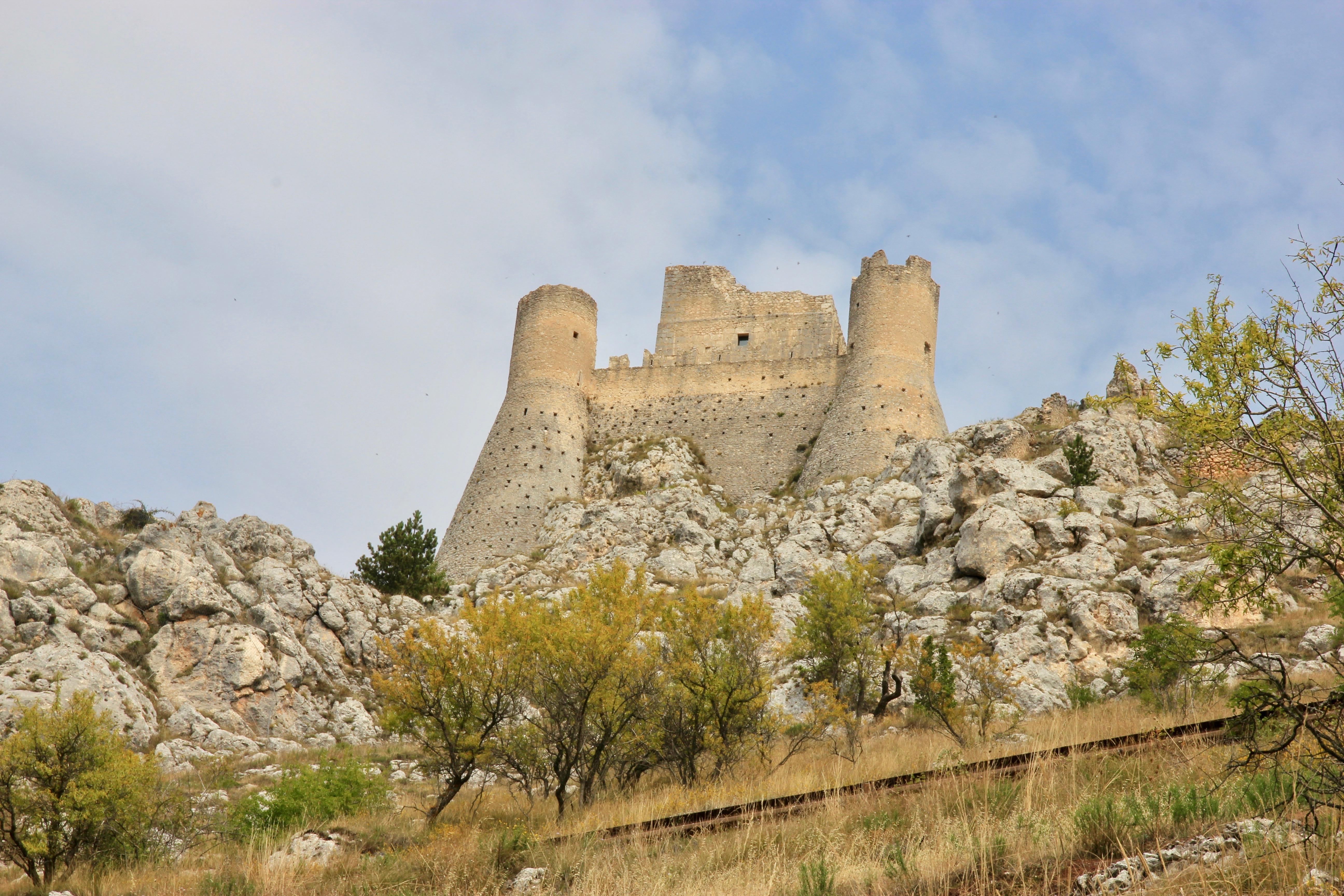 Visitare Rocca Calascio