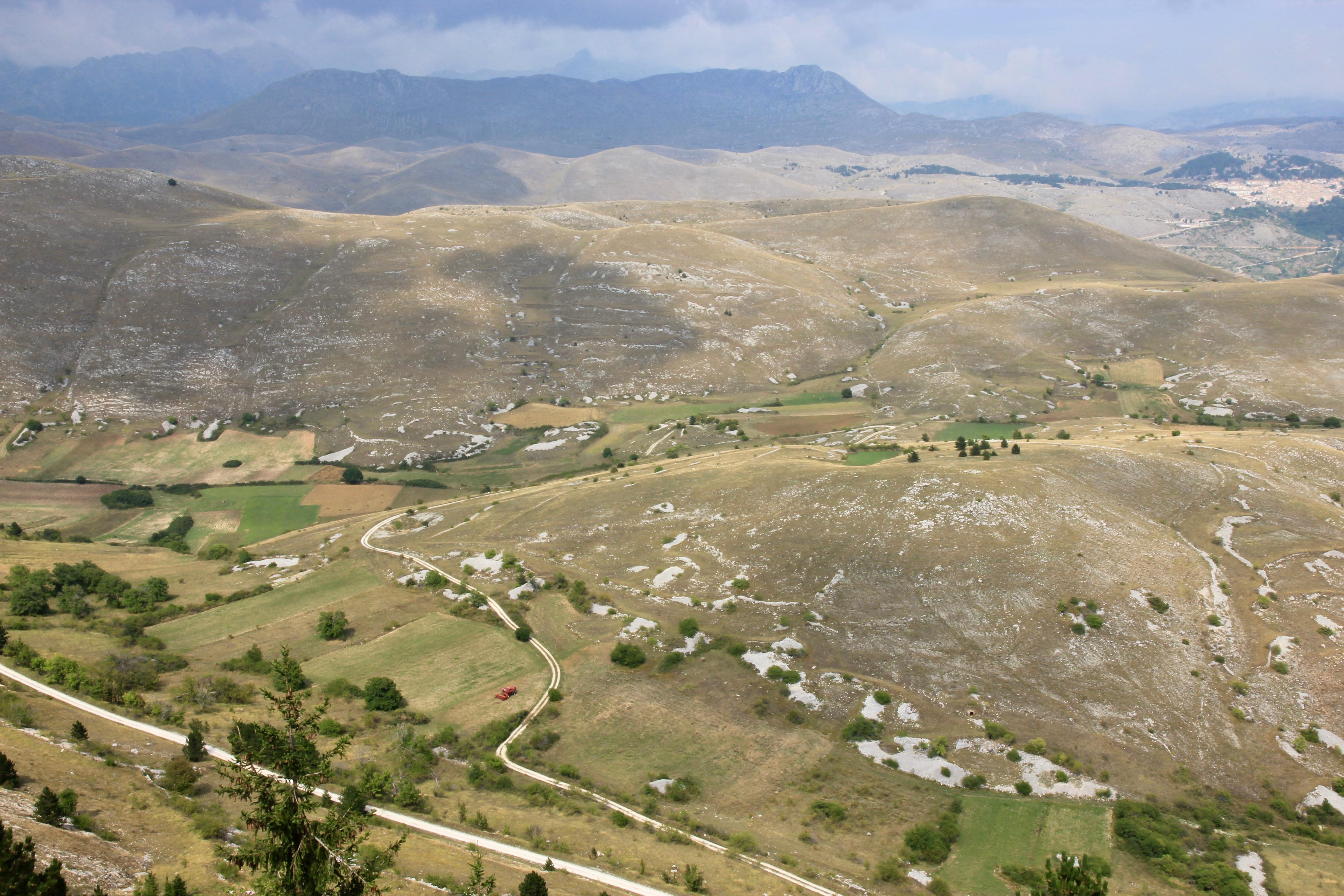 Campo Imperatore, Abruzzo