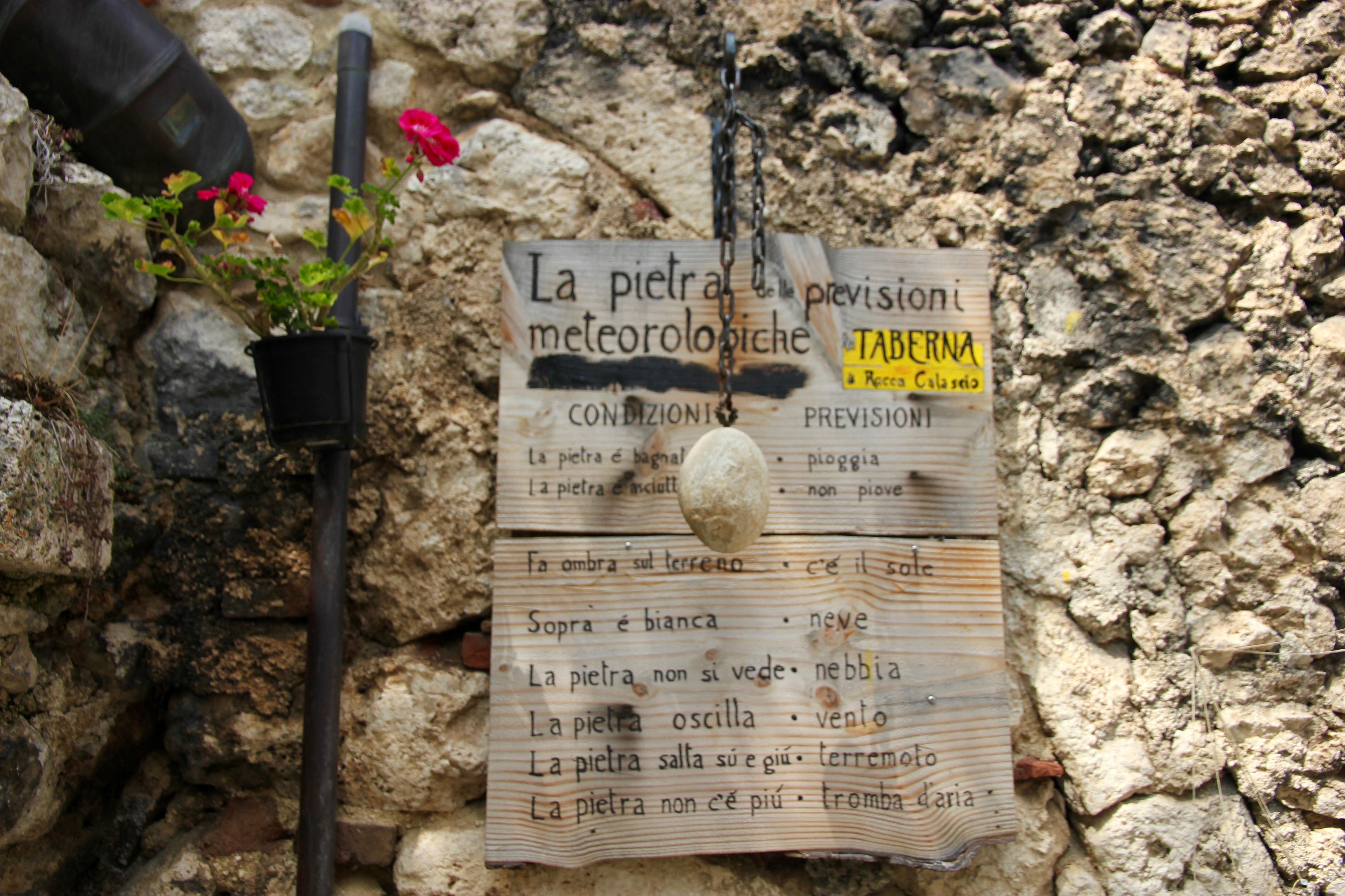 Borgo di Rocca Calascio, Abruzzo