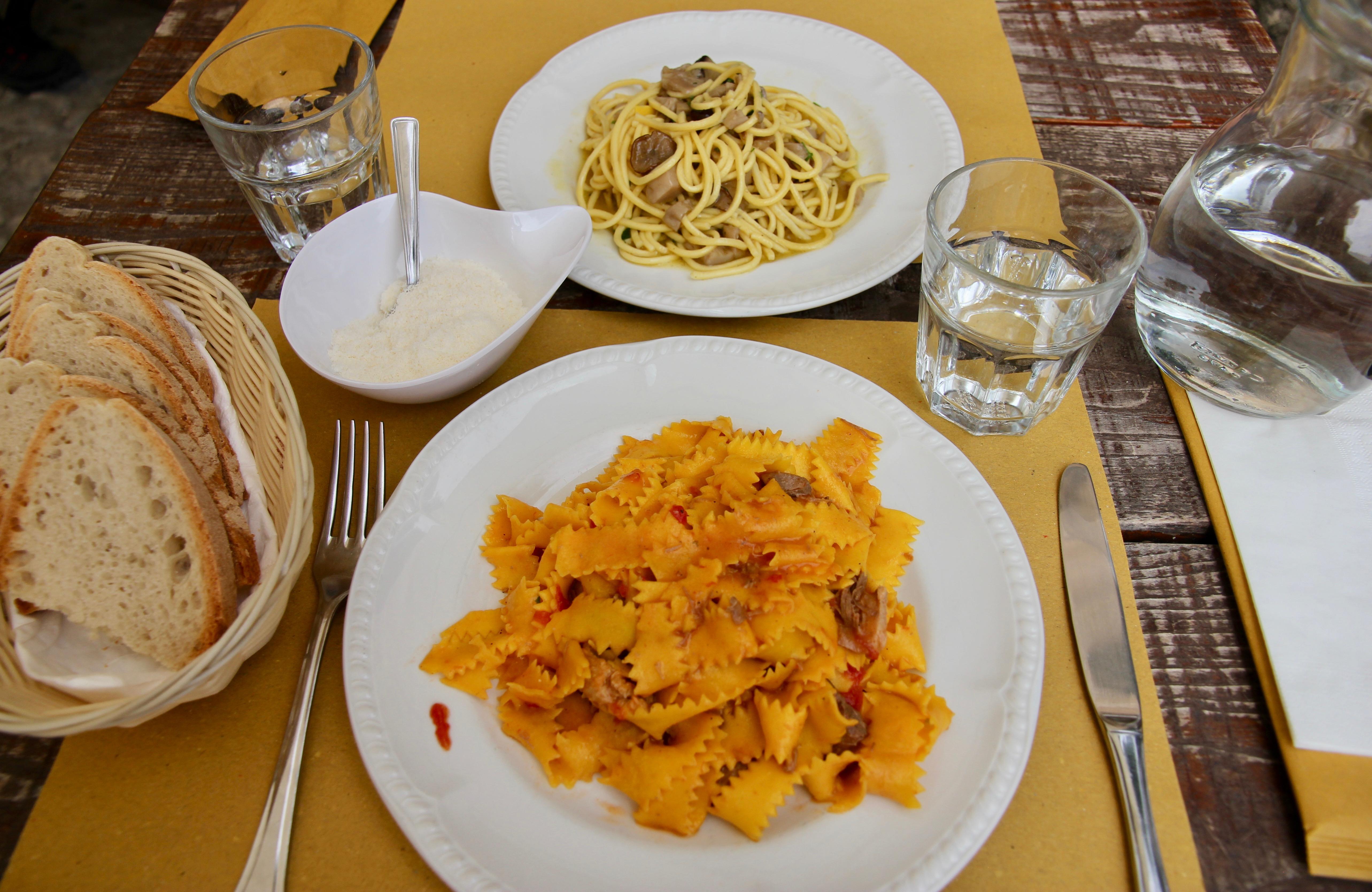 Dove mangiare a Rocca Calascio