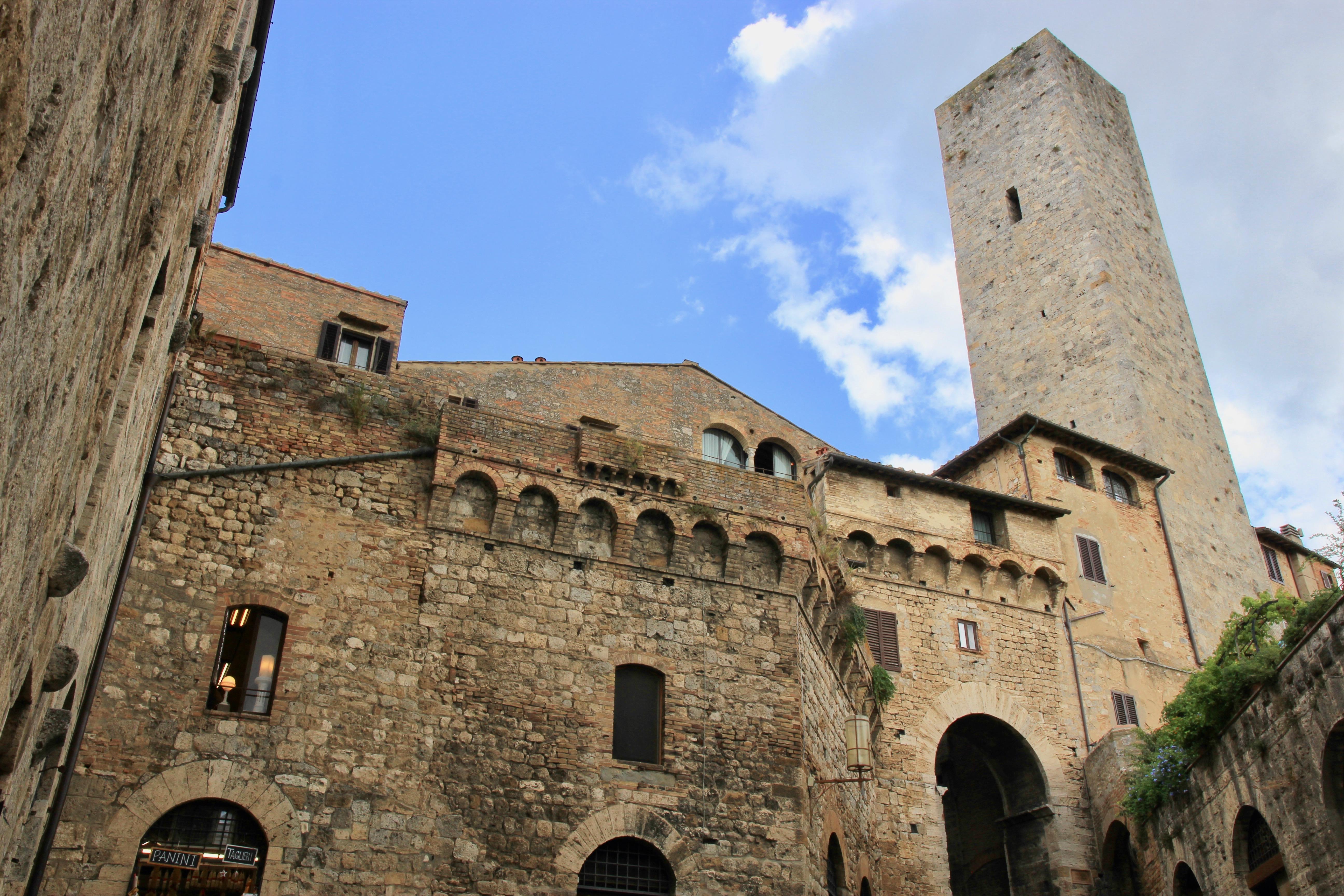 Borgo di San Gimignano
