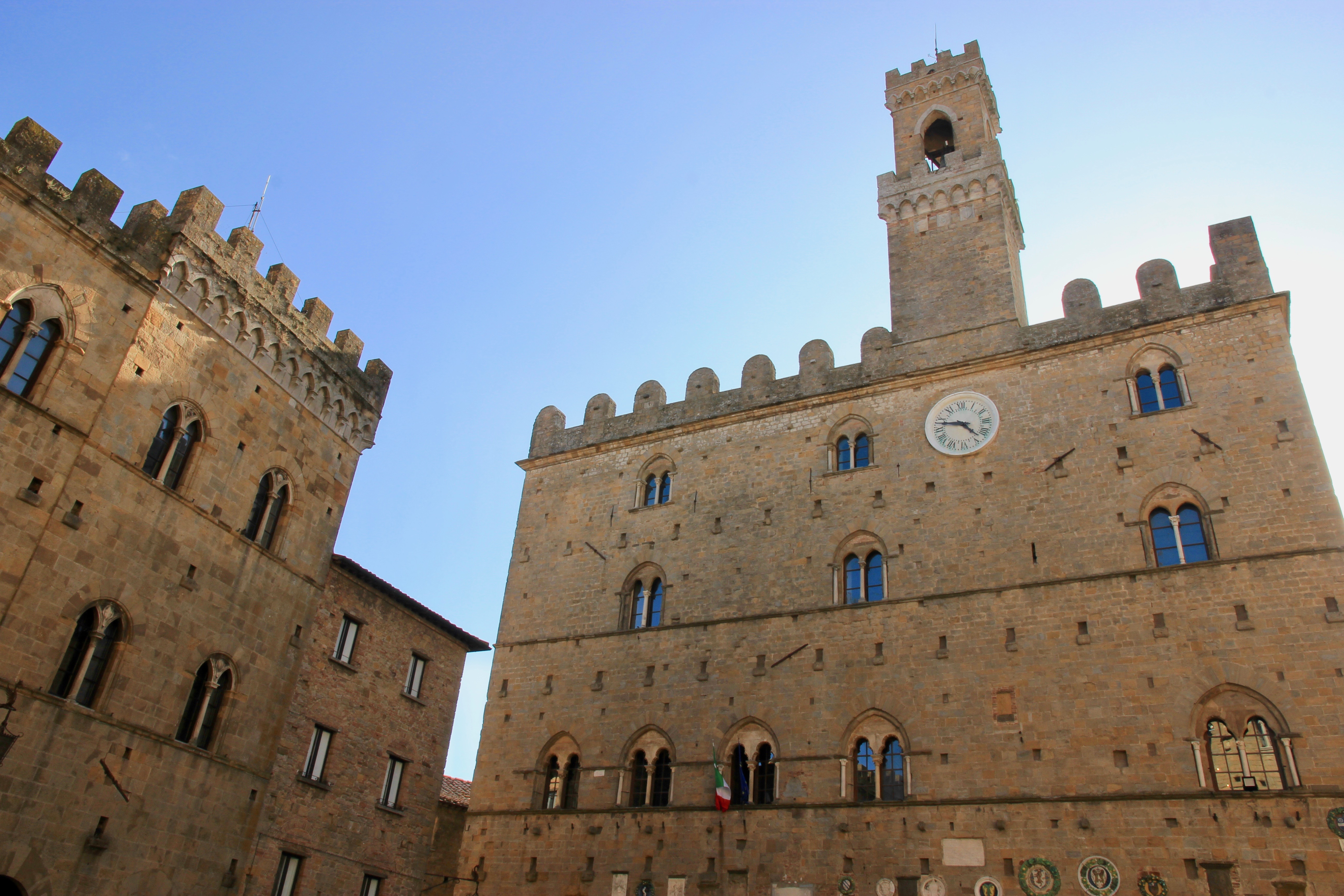 Palazzo dei priori, Volterra