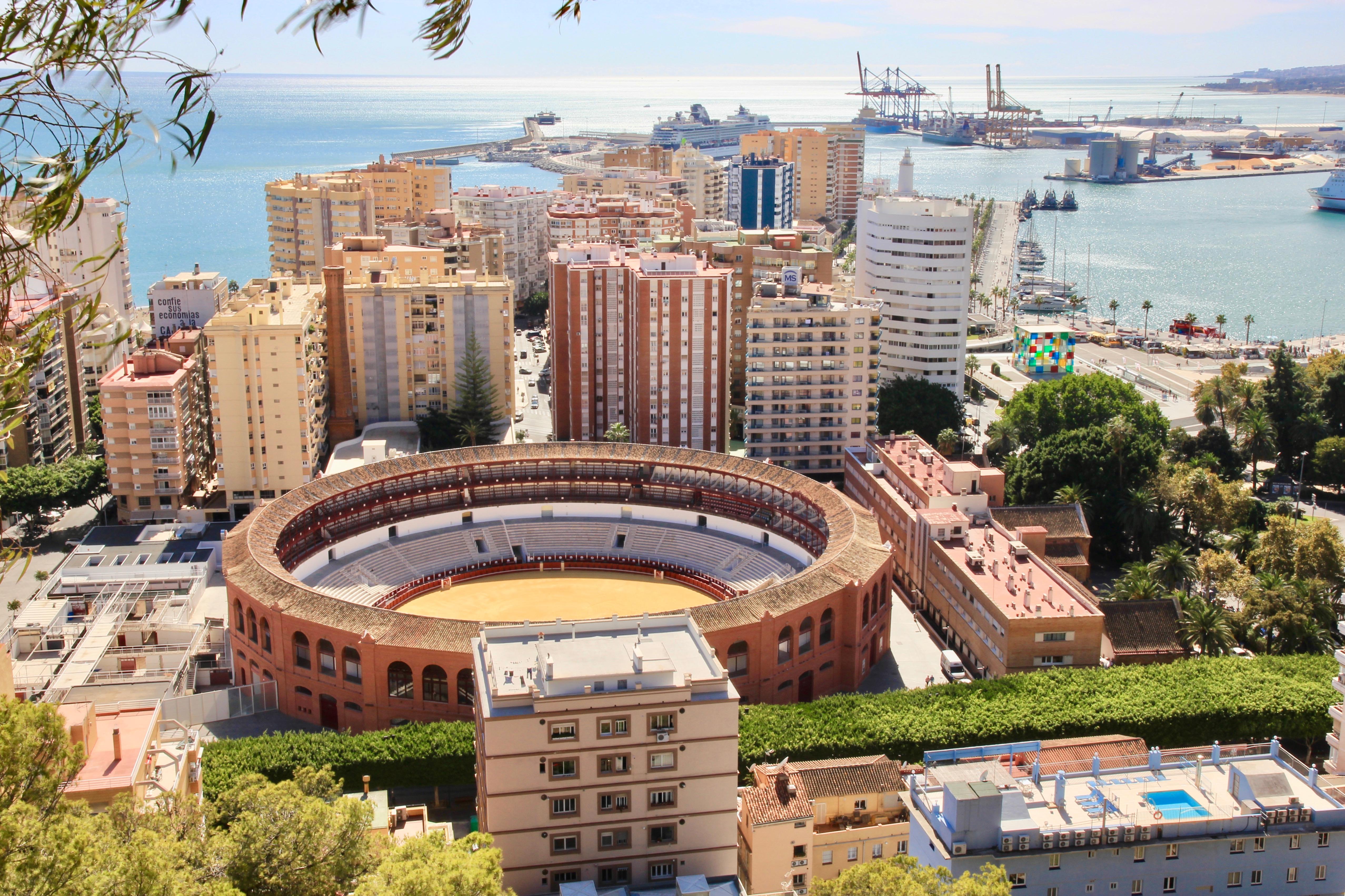 Le più belle viste su Málaga