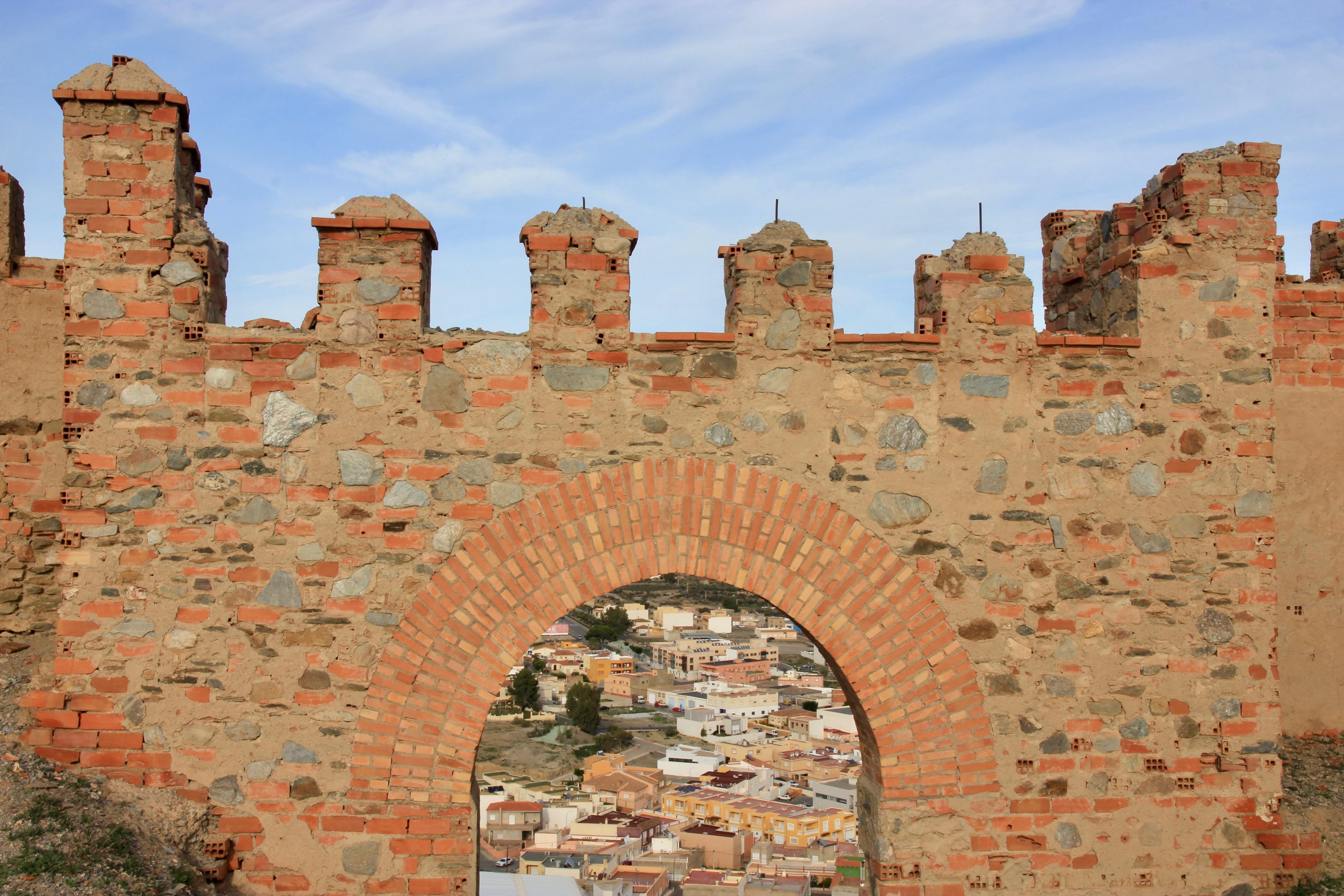 Castello arabo, Tabernas