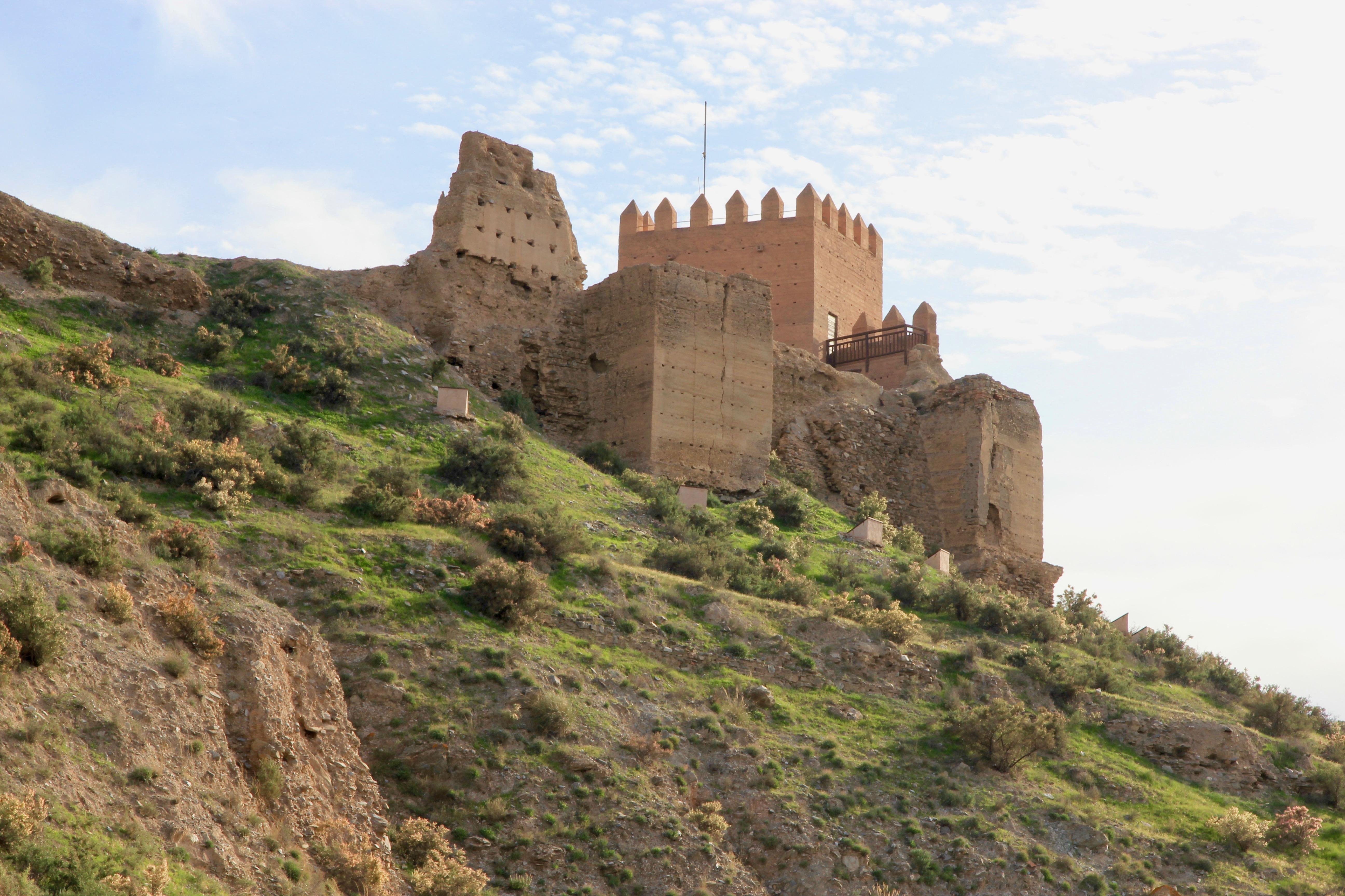 Castello, Tabernas