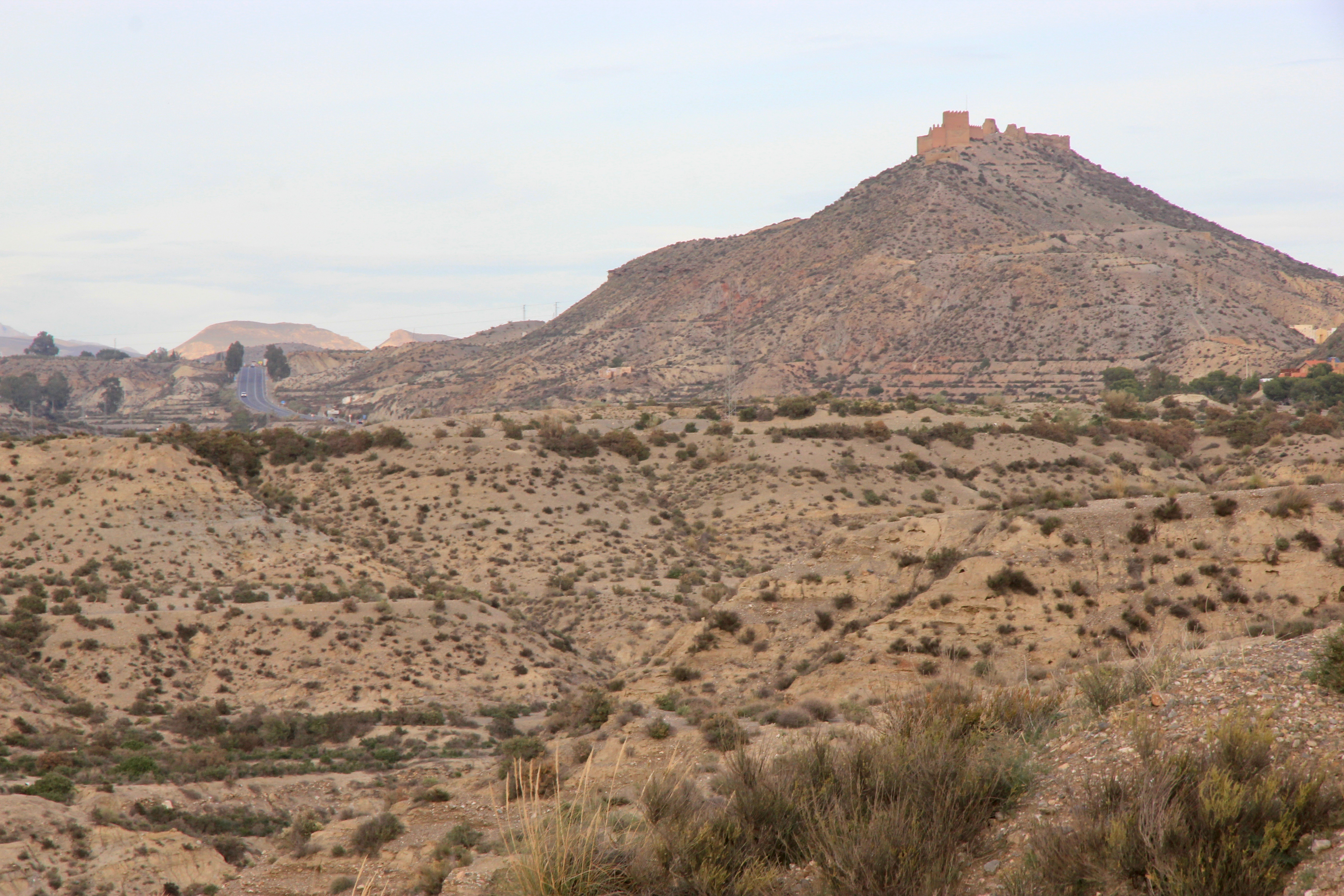 Castello arabo Tabernas