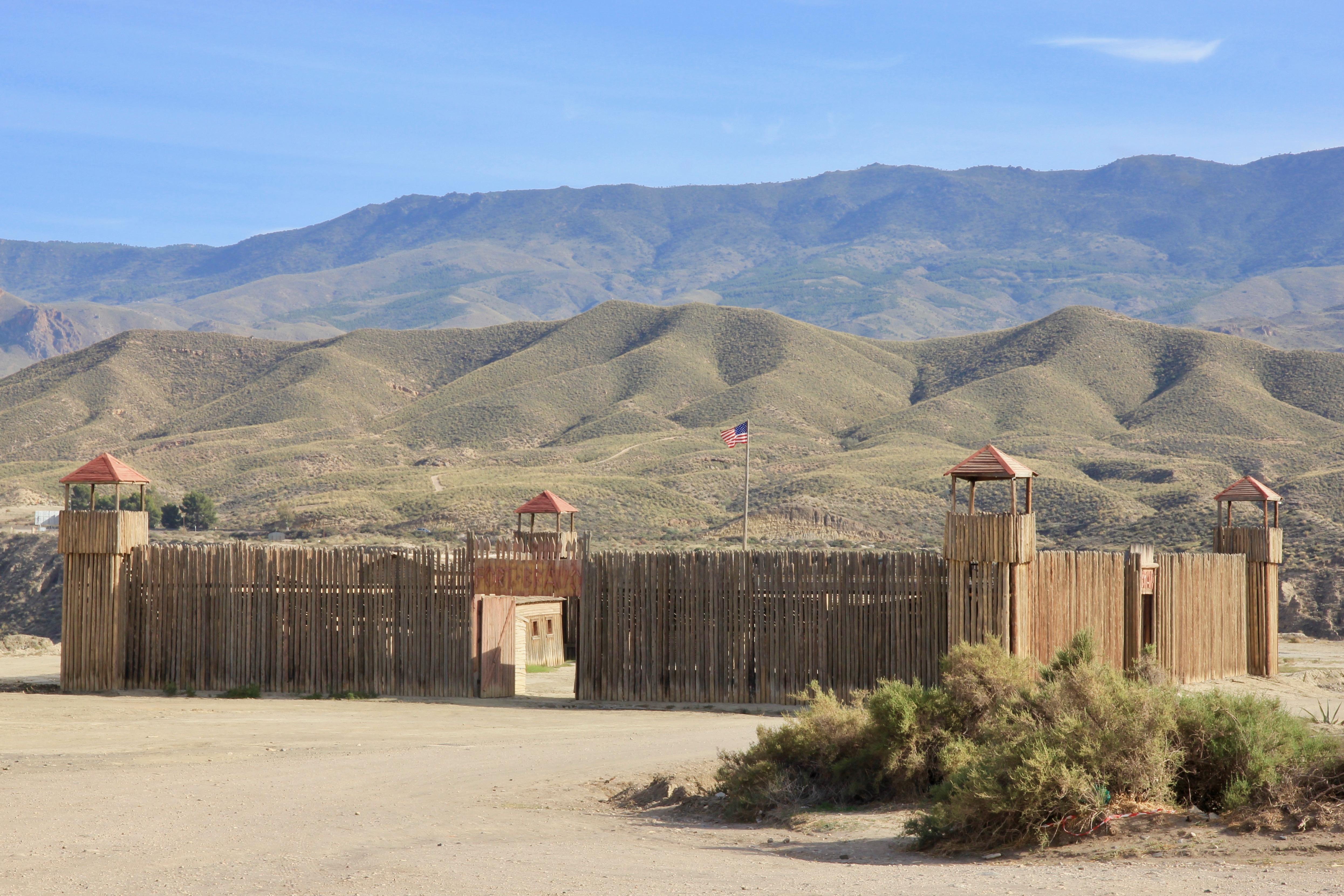 Fort Bravo, Almeria