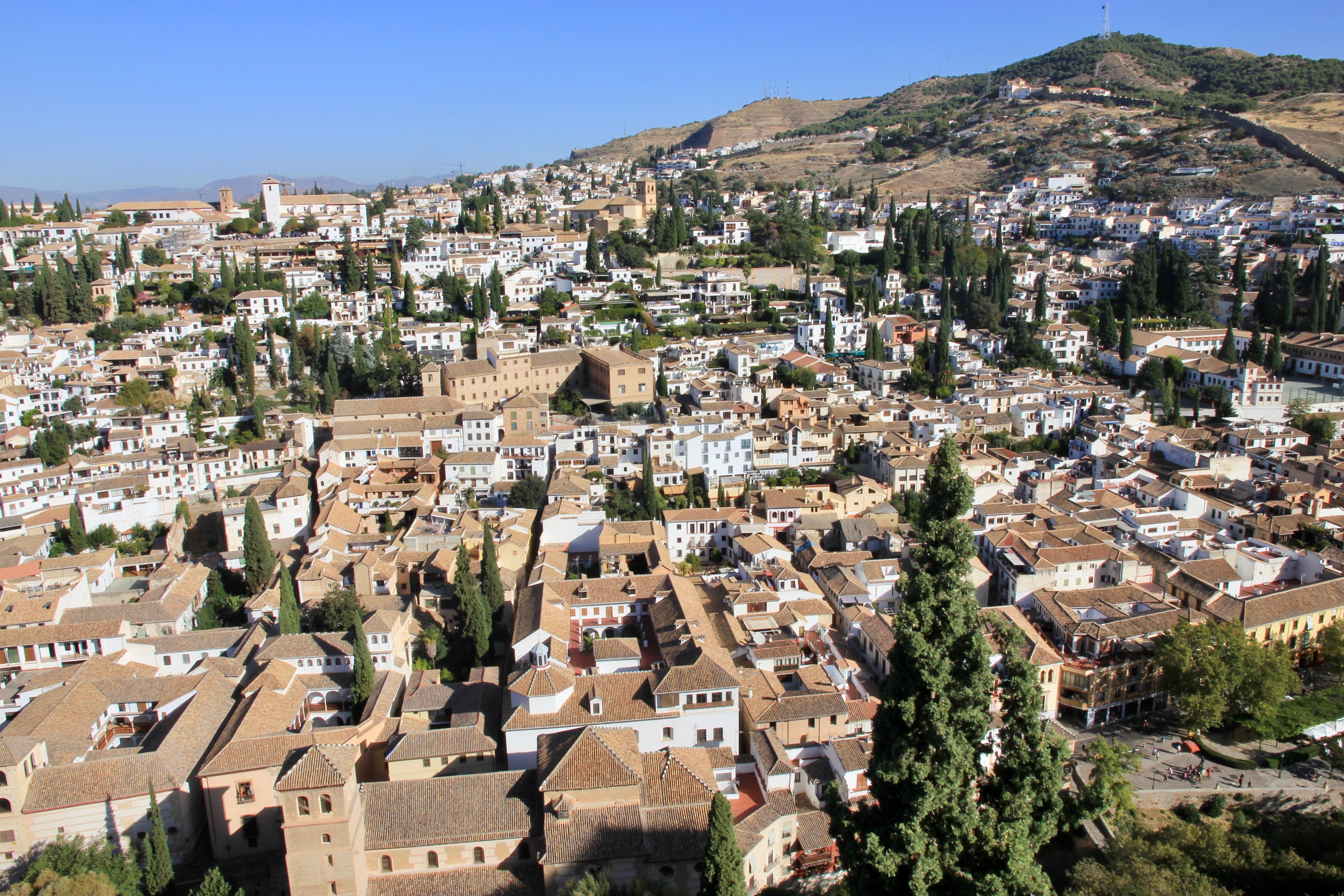 Tour di una settimana in Andalusia