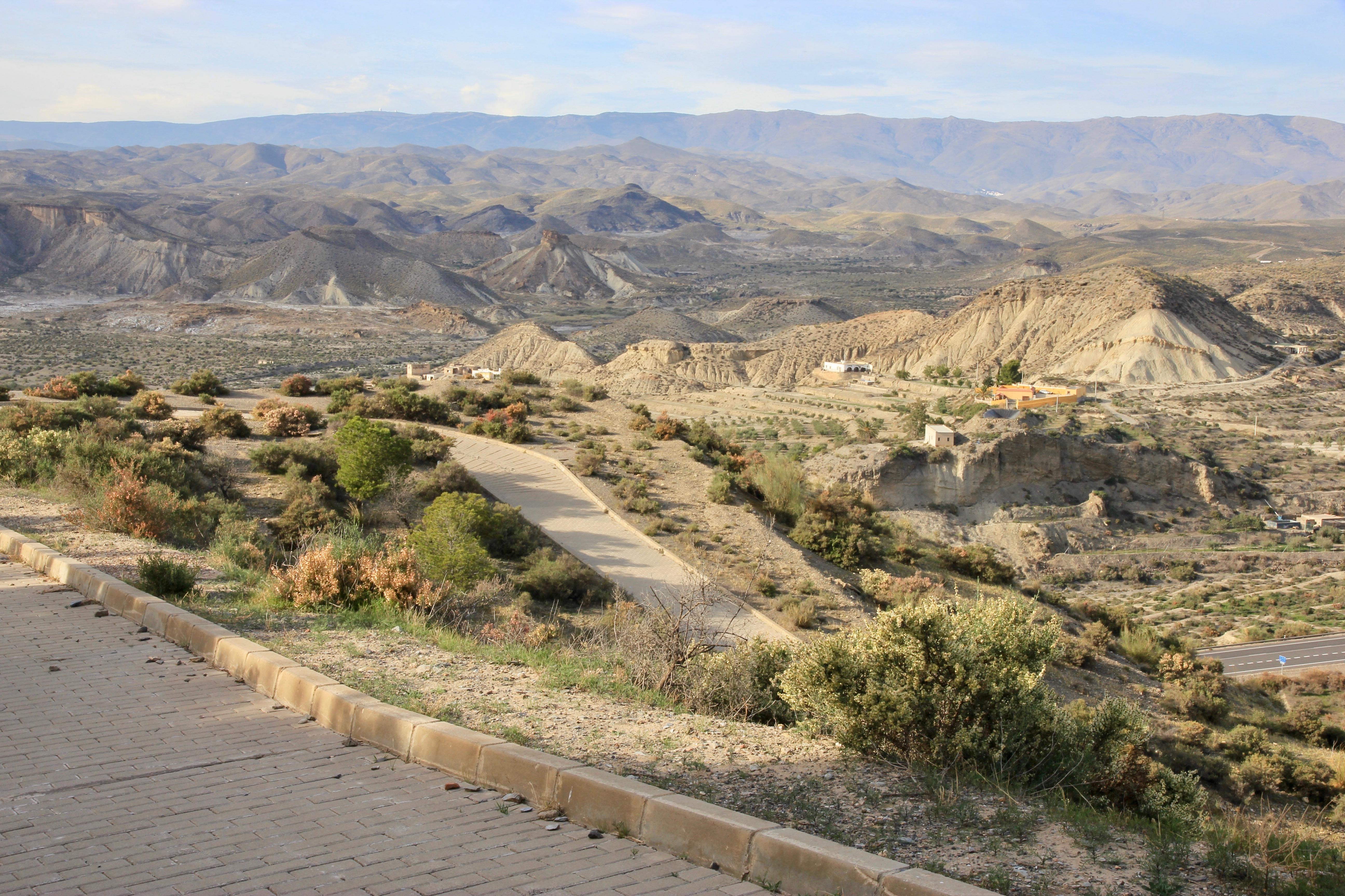 Desierto de Tabernas, Spagna