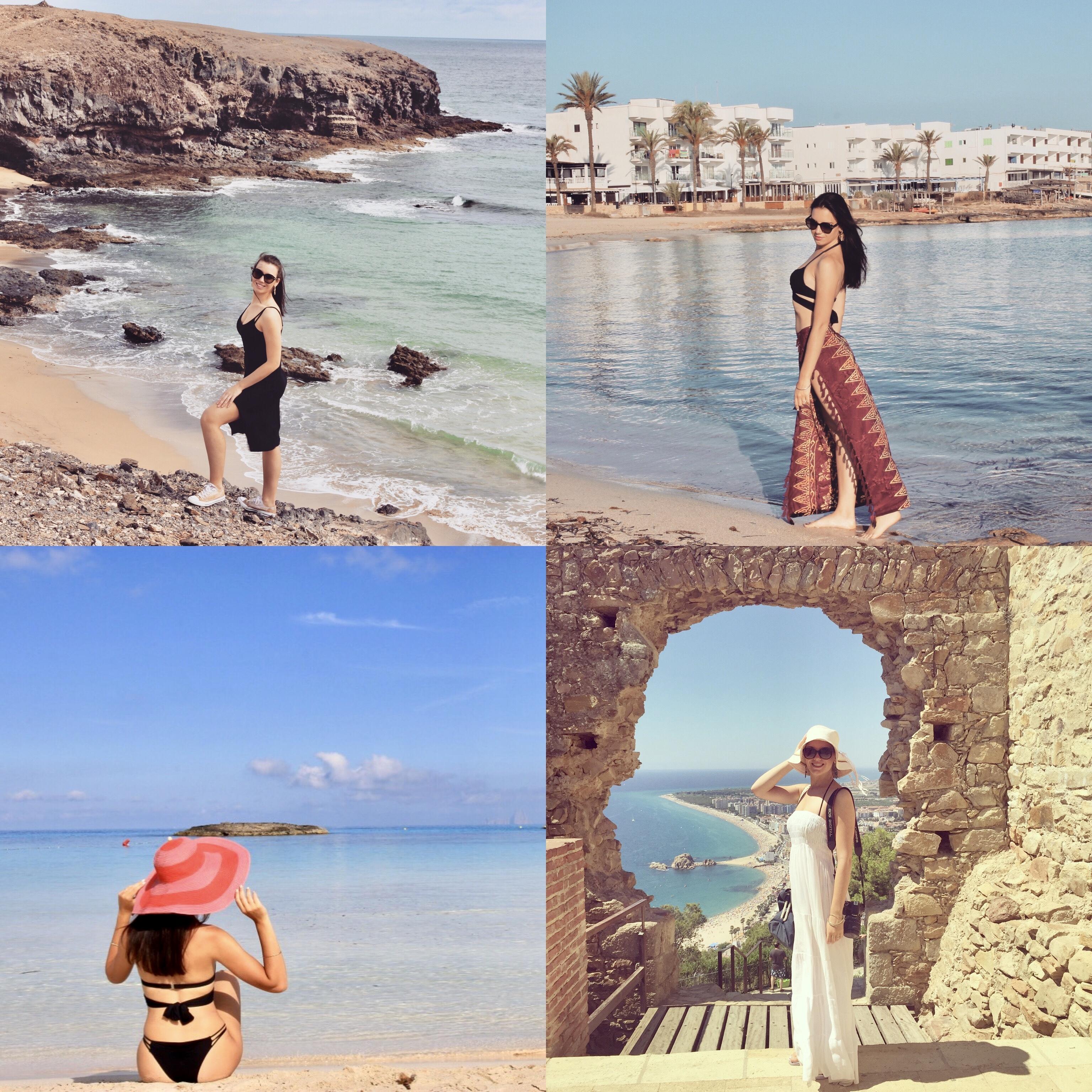 Spiagge più belle della Spagna