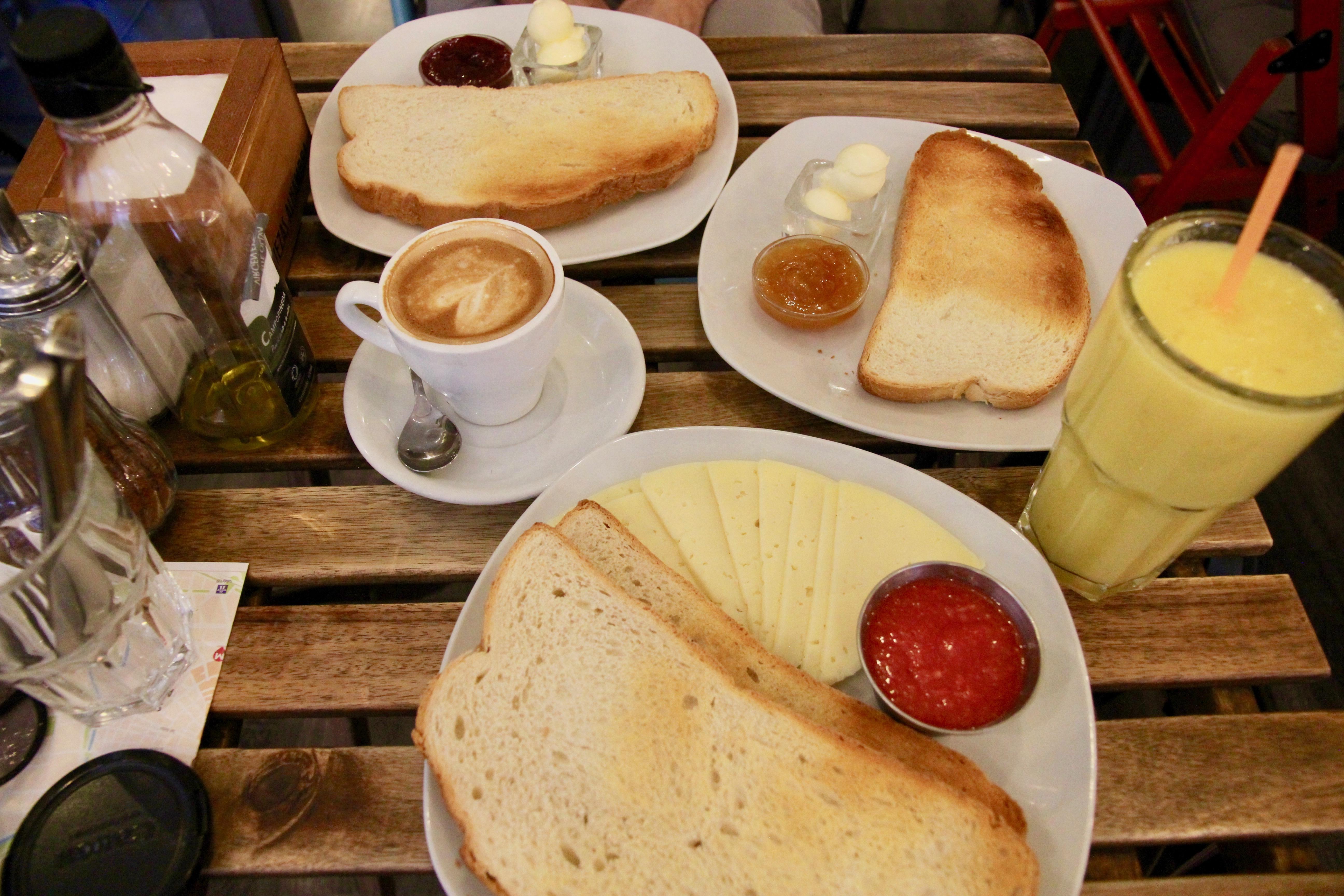 dove mangiare a Granada